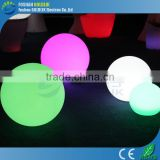 Glowing LED Spheres light ball swimming pool with waterproof IP65 GKB-020RT