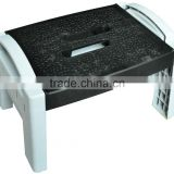 New style plastic material householdfold step stool