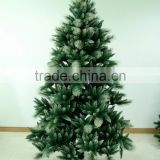 2015 NEW MODELS USA/EU/CNADA GOOD QUALTY AND COMPETITIVE PRICE PVC/PET CHRISTMAS TREES