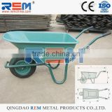 Finland General purpose plastic tub wheelbarrow