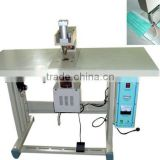 Spot Welding Machine Used for Ear-loop Welding of Medical Face Mask