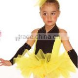 2014 NEW fringed competition ballet salsa dance dress performance stage wear dance costumes