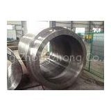 GB ASTM Pipeline Barrel Forged Cylinder Sleeve Forging For Oil Pipe Part , carbon steel Forging