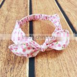 Factory Sale unique design colorful baby headband China sale