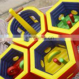 2016 inflatable amusement park equipment for kids/sell used amusement park/ inflatable playground on sale