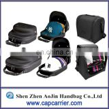 carrier case 24 hat storage unit bag