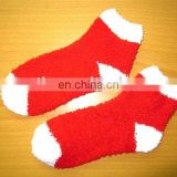 Latest trend girl's wamer terry socks(best for Christmas gift )