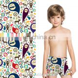90 polyester 10 spandex waterproof polyester 4 way stretch swimwear fabric