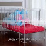 high quality multi-functional clear lucite baby doll cribs and beds