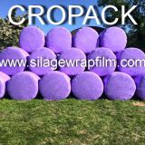 Silage wrap - CROPACK 750 - pink color