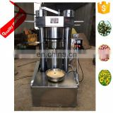 industrial seed oil extraction hydraulic press machine/baobab seeds oil press machine/macadamia nut oil press