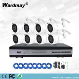 CCTV 8chs 2.0MP HD H. 265 Top10 Cheap Video Surveillance Security IP Camera Poe NVR Kits