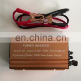 500W 1000W inverter DC12V to AC220 battery power inverter 50Hz USB