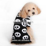 hotsale cotton knitting pattern pet protective clothing for winter