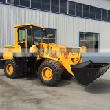 New Condition High Quality Wheel Loader Front Loader Type and Wheel Loader Moving Type new komatsu wheel loader price
