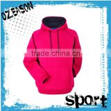 Design custom 100% cotton women's pullover hoodies plain sweatshirt                                                                         Quality Choice