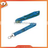Bulk heat transfer sport meeting lanyard