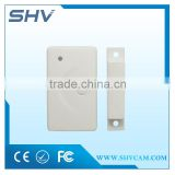 433\315MHz wireless door magnetic contact, magnetic door contact sensor, door magnetic detector