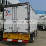 4x2 china made small refrigerator box truck for sale,3-5ton dongfeng refrigerated trucks for sale