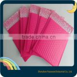 pink Poly Bubble Material EMS poly bubble mailer plastic bubble mailer