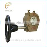 ball valve manual handle lock