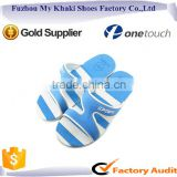 FANSHION strap cheaper promotional men PE flip flop