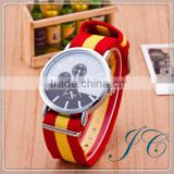 New Fashion Lady Super Thin Good Quality Ultra-Thin Waterproof Watch Design Your Own Logo