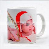 eco-friendly ceramic Sublimation Mug for advertisement and sales promotion                                                                         Quality Choice