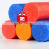 New technical pe foam tube manufacturer trampoline safety net rubber foam insulation tube floor chairs