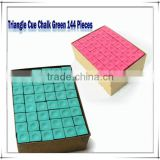 Factory Direct Sales Billiard Chalk, Billiard Color Chalk At Favourable Price                                                                         Quality Choice