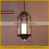 Antique Barn Salvaged Pendant Vintage Industrial Light chandelier Lamp