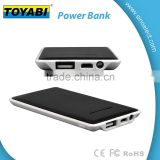 Low cost 3000mah power bank with LED light mobile charger factory directly price power bank