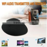 150M Wireless WiFi Audio Streaming Box-Wireless Music Adapter for Home Speaker System by WiFi Network