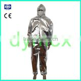 Heat Insulated and Fire Resistant Coveralls