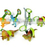 2013 new ausini dinosaur toys for children toys for children Juguetes de dinosaurios de plastico