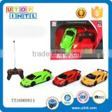4 Channel/4CH rc electric toy Radio Control Car With light with charger for boy