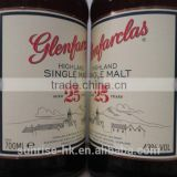 Glenfarclas 25 years Highland Single Malt Scotch Whisky