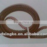HTD14M timing belt with kevlar belt