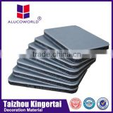 Alucoworld Simple structure, easy installation aluminum panel acm exterior building facade