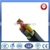 0.6/1KV Copper Conductor PVC Insulated Armoured Multi-Core Electric Cables to IEC60502 Standard