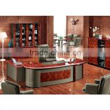 French Baroque Style Luxury Executive Office Desk/ European Classic Wood Writing Table/ Retro Furniture                                                                         Quality Choice