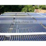 solar water heater project heating swimming pool industrial large scale solar project hotel