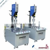 Ultrasonic PET PVC tube cylinder bottom welding machine                                                                         Quality Choice