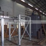Rapid Heating Vertical Aluminum Alloy Quenching and Tempering Industrial Electric Furnace