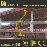 8-18m articulating boom Hydraulic boom spider lift for sale