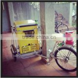 Solar Freezer With Front Load Tricycle Ice Cream Bike dc mini ice cream freezer,ice cream display freezer