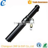 Outddor Aluminum Rechargeable Self defense LED Baton Flashlight