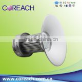 Professional Industrial CE Driver Aluminium Housing Cold White Waterproof SMD 150w High Bay Light Fitting LED
