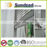 window venetian office curtains and blinds blind inside double glass window cordless sliding magnetic tilt and lift system