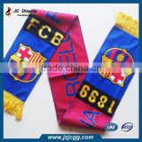 Fans Soccer Sport Winter Scarf Flag